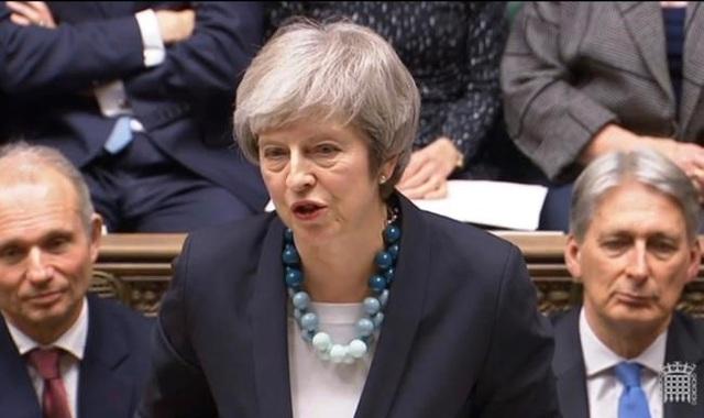 Quốc hội Anh phủ quyết thỏa thuận Brexit, Thủ tướng đối mặt nguy cơ mất chức - Ảnh 2.