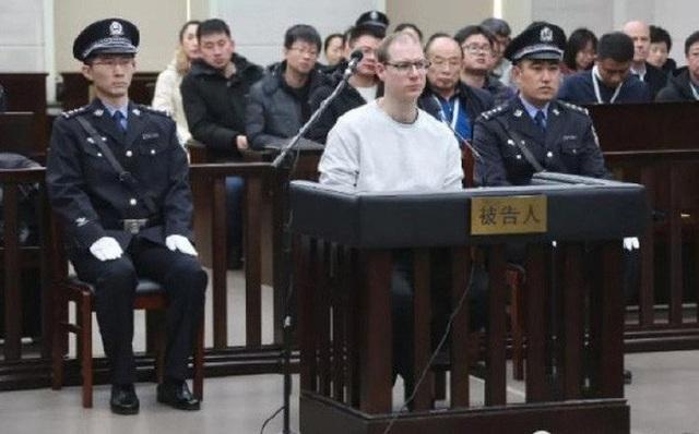 Điểm khác thường trong vụ Trung Quốc kết án tử hình công dân Canada - Ảnh 1.