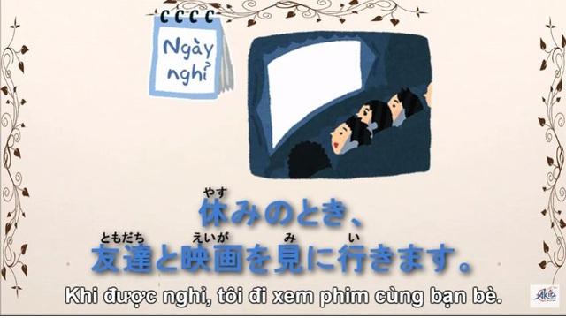 Học tiếng Nhật: Tổng hợp ngữ pháp bài 23 giáo trình Minna no Nihongo - Ảnh 2.