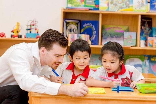 Ở Việt Nam, học chương trình giáo dục chuẩn Canada với Sunshine Maple Bear - Ảnh 1.