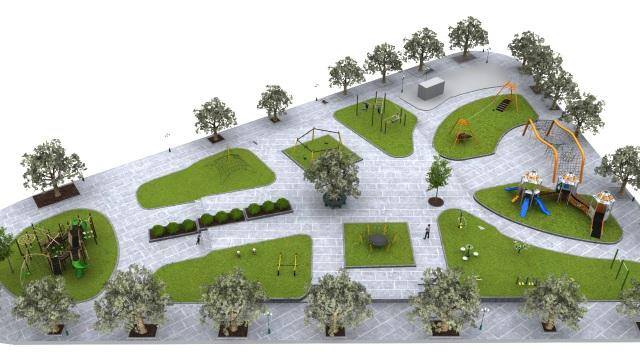 Hà Nội sẽ chuẩn bị đầu tư 200 sân chơi và sân tập văn minh, hiện đại - Ảnh 1.