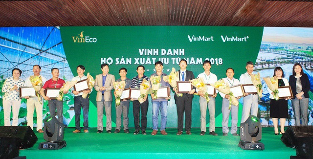Hợp tác với Vineco, hơn 800 hộ nông dân tham gia chuỗi sản xuất nông sản sạch  - Ảnh 3.