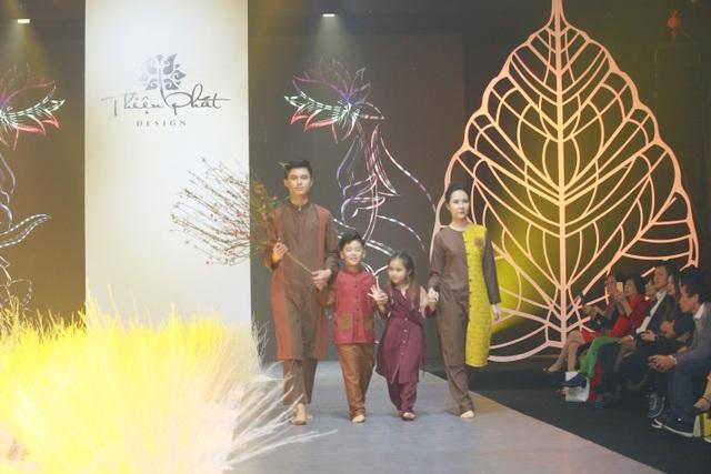 Thiên Hương diện trang phục cô dâu của Thiện Phát Design - Ảnh 4.