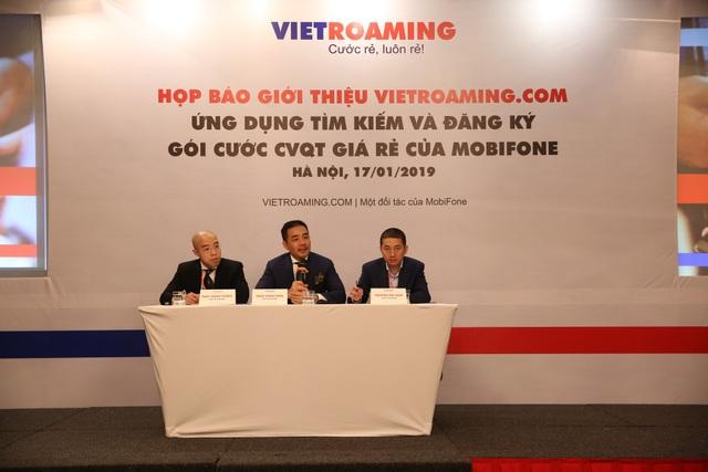 Startup Việt giới thiệu ứng dụng tìm kiếm và đăng ký gói cước chuyển vùng quốc tế giá rẻ - Ảnh 2.