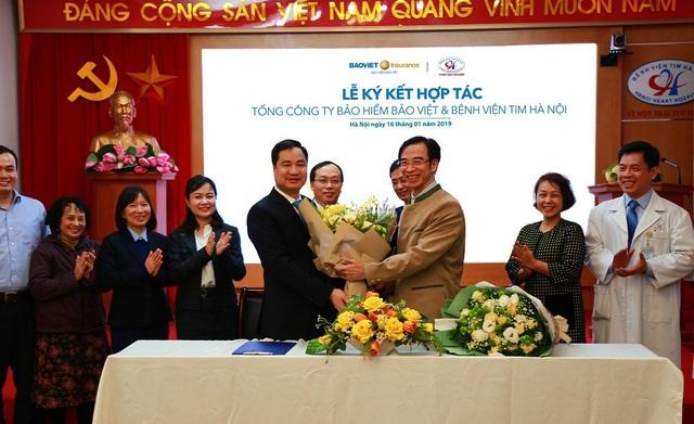 Cơ hội mới cho bệnh nhân khi thăm khám, điều trị tại Bệnh viện Tim Hà Nội - Ảnh 4.