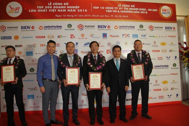 PVN và nhiều doanh nghiệp dầu khí được vinh danh Top 500 Doanh nghiệp lớn nhất Việt Nam năm 2018 - Ảnh 2.