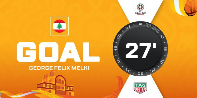 Lebanon thắng Triều Tiên 4-1, Việt Nam vào vòng 1/8 đầy nghẹt thở - Ảnh 12.