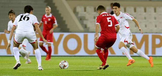 Lebanon thắng Triều Tiên 4-1, Việt Nam vào vòng 1/8 đầy nghẹt thở - Ảnh 10.