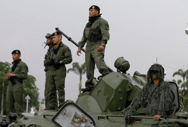 Venezuela tính tập trận quy mô lớn giữa tin đồn Mỹ can thiệp quân sự - Ảnh 1.