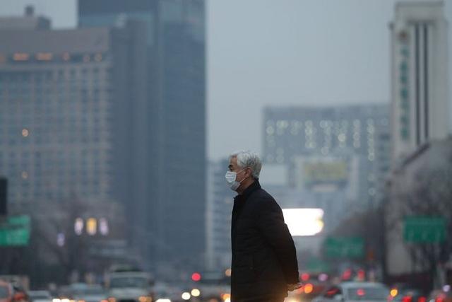 """Nhiều thành phố ở châu Á """"nghẹt thở"""" vì bụi mịn và khói độc - Ảnh 2."""