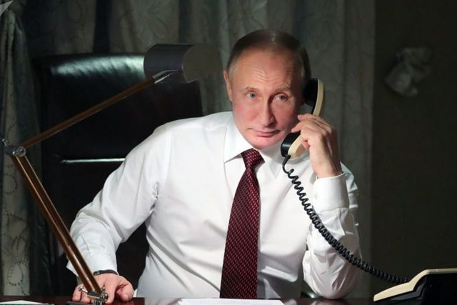 Tiết lộ những người có thể gọi điện thẳng cho Tổng thống Putin - Ảnh 1.