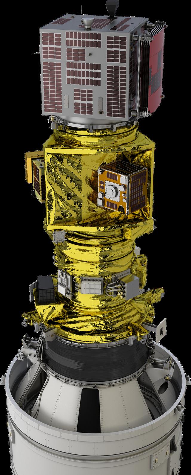 Ngày 18/1: Vệ tinh made in Việt Nam chính thức được phóng lên quỹ đạo - Ảnh 2.