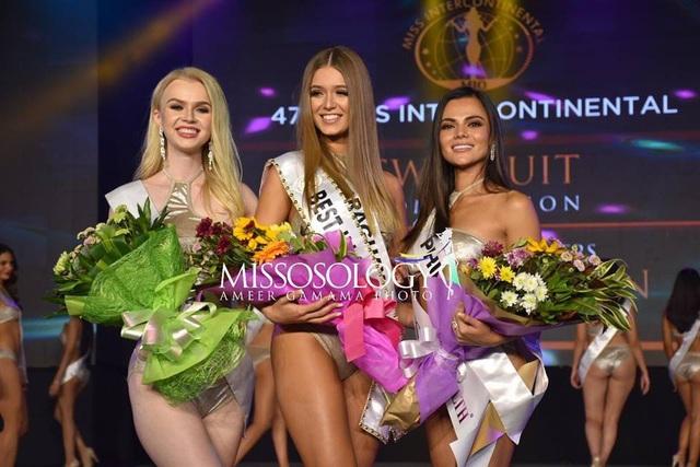 Ngân Anh trắng tay trong các phần thi phụ tại Hoa hậu liên lục địa 2018 - Ảnh 2.