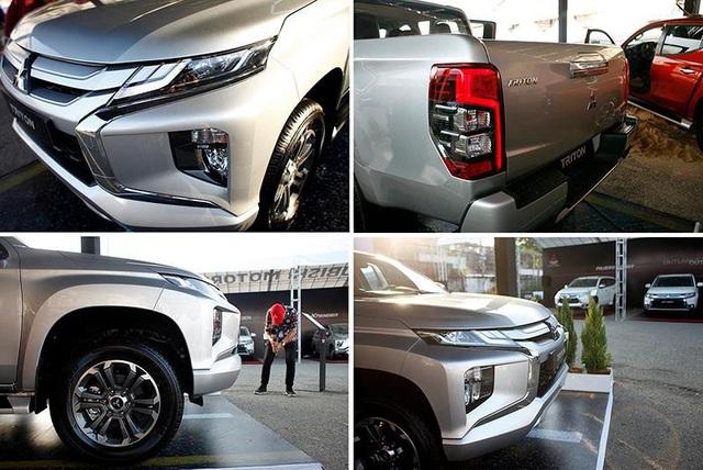 Mitsubishi Triton 2019 ra mắt tại Việt Nam, giá từ 730,5 triệu đồng - Ảnh 10.