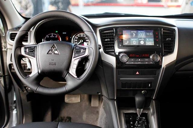 Mitsubishi Triton 2019 ra mắt tại Việt Nam, giá từ 730,5 triệu đồng - Ảnh 6.