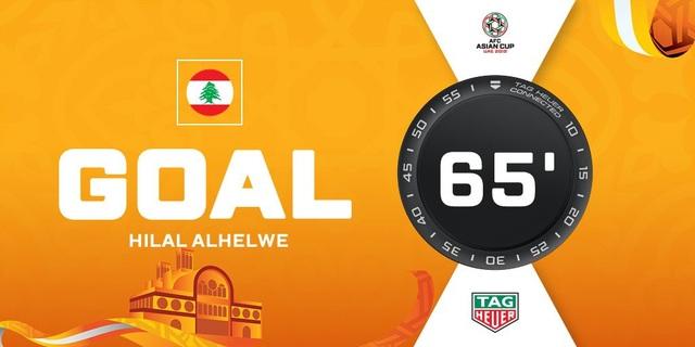 Lebanon thắng Triều Tiên 4-1, Việt Nam vào vòng 1/8 đầy nghẹt thở - Ảnh 8.