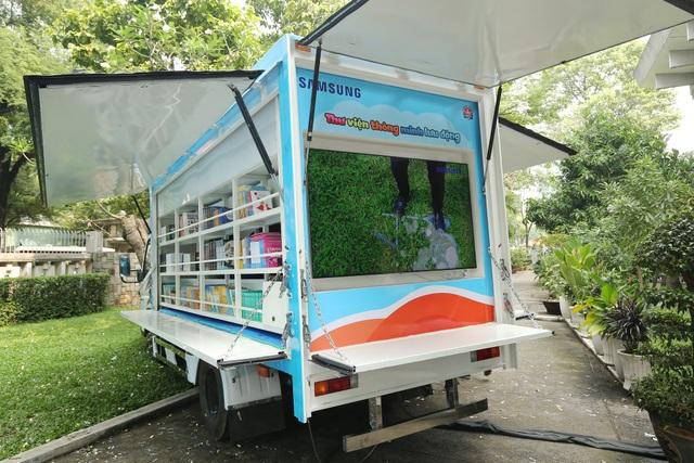 """Khám phá mô hình """"xe tải giáo dục"""" độc đáo nhất Việt Nam - Ảnh 3."""