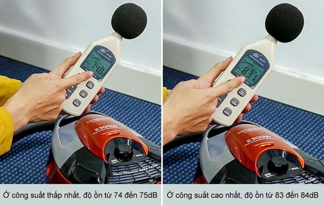 Máy hút bụi Hitachi CV-SE230V: Hút cả bình nước 20 lít, giàu phụ kiện - Ảnh 6.