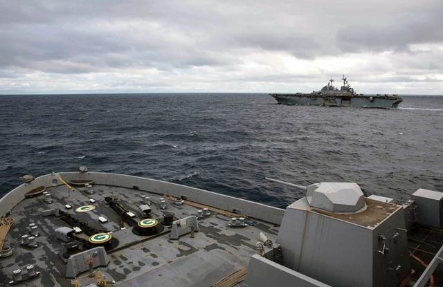 Tư lệnh Mỹ: Trung Quốc phải tuân thủ quy tắc quốc tế trên biển - Ảnh 2.