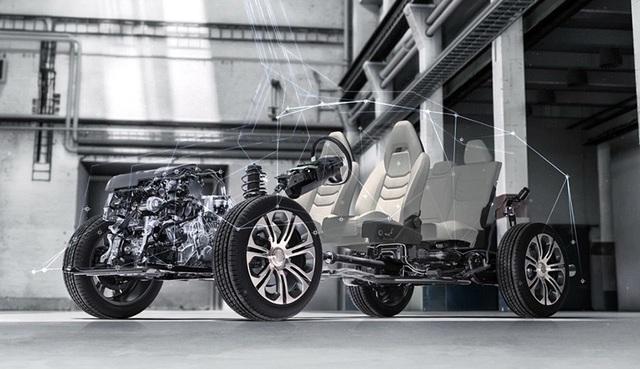"""Hãng xe Trung Quốc Geely Auto: """"Mercedes-Benz GLC Coupe và BMW X4 hãy dè chừng"""" - 3"""