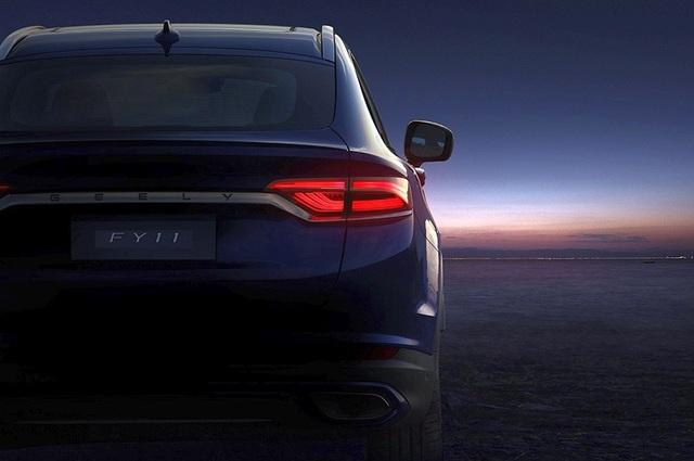 """Hãng xe Trung Quốc Geely Auto: """"Mercedes-Benz GLC Coupe và BMW X4 hãy dè chừng"""" - 2"""