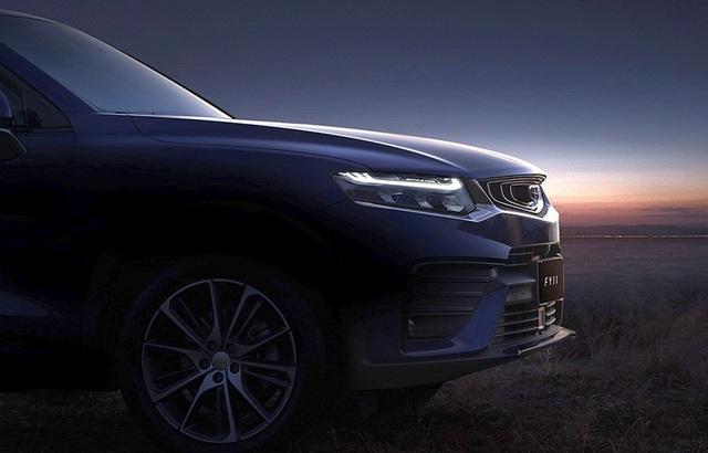 """Hãng xe Trung Quốc Geely Auto: """"Mercedes-Benz GLC Coupe và BMW X4 hãy dè chừng"""" - 1"""