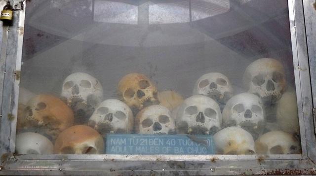 Nhà mồ Ba Chúc - Chứng tích tội ác tày trời của tập đoàn diệt chủng Pôn Pốt - 11