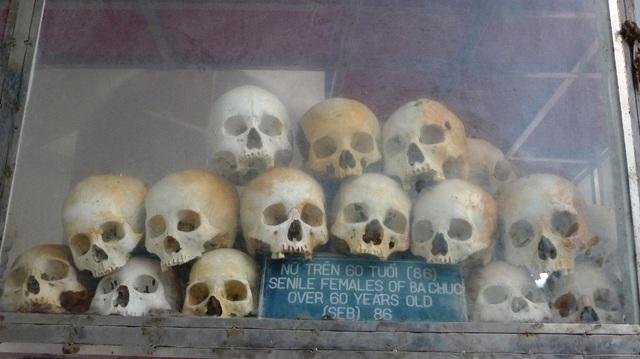 Nhà mồ Ba Chúc - Chứng tích tội ác tày trời của tập đoàn diệt chủng Pôn Pốt - 10