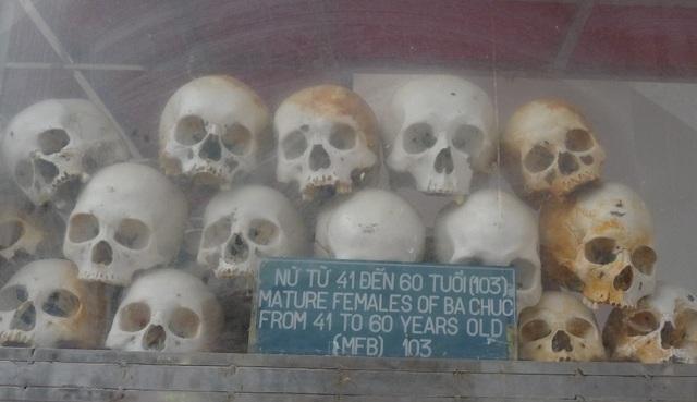 Nhà mồ Ba Chúc - Chứng tích tội ác tày trời của tập đoàn diệt chủng Pôn Pốt - 9