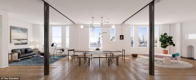 Chiêm ngưỡng căn hộ 16,75 triệu USD của siêu điệp viên Matt Damon - Ảnh 4.