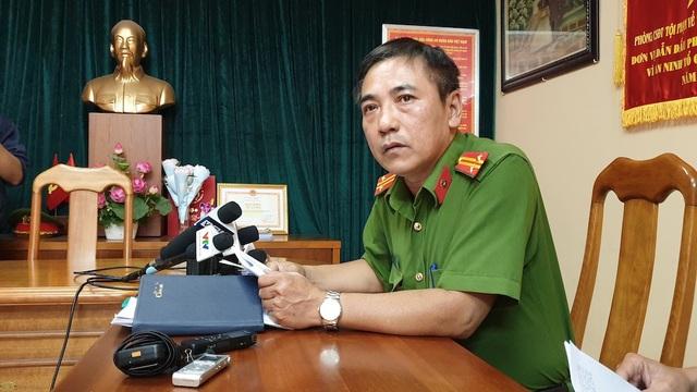 Trung tá Nguyễn Văn Dũng - Đội trưởng đội 7 - PC02 Công an TPHCM cho biết, đây là đường dây mang thai hộ xuyên quốc gia lần đầu tiên bị triệt phá ở TPHCM