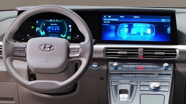 Hyundai Nexo dùng pin nhiên liệu hydro đầu tiên lăn bánh - 6