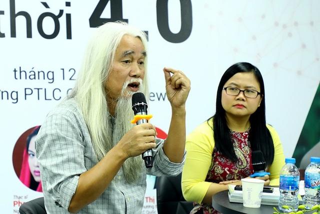 Nhà phê bình văn học Phạm Xuân Nguyên