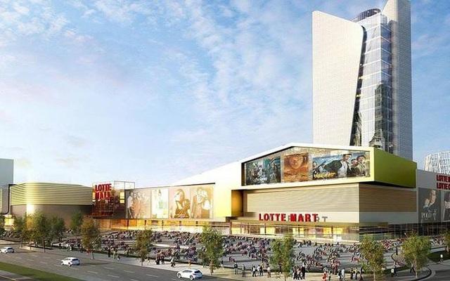 Sự xuất hiện của Lotte Mall Hanoi khiến bất động sản khu vực Tây Hồ Tây tăng nhiệt