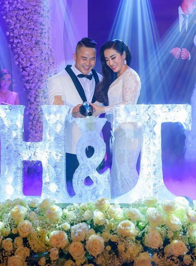 Hiện tại người đẹp vừa kết hôn và có cuộc sống hạnh phúc bên người chồng Việt kiều.