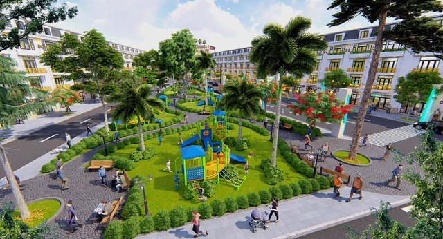 Nhà phố thương mại Đông Dương Green - miếng bánh đầu tư hấp dẫn trong dịp đầu năm 2019 - 2