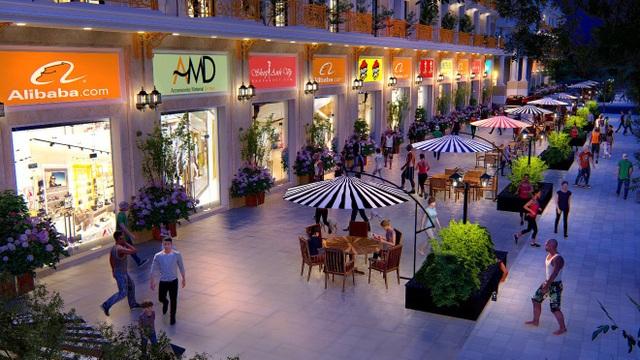 Nhà phố thương mại Đông Dương Green - miếng bánh đầu tư hấp dẫn trong dịp đầu năm 2019 - 3