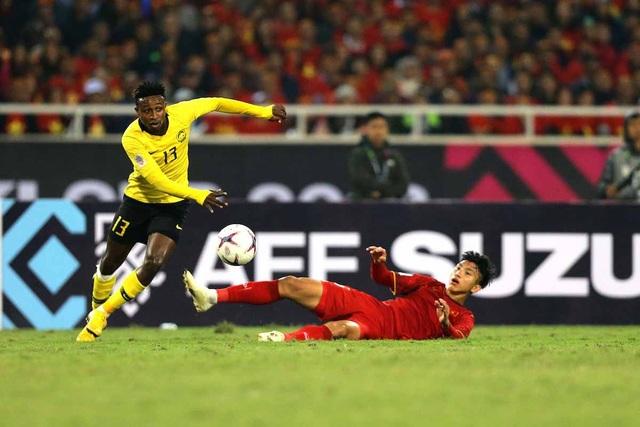 Ngôi sao Malaysia bất ngờ với án phạt nặng sau trận chung kết tại Mỹ Đình - Ảnh 1.