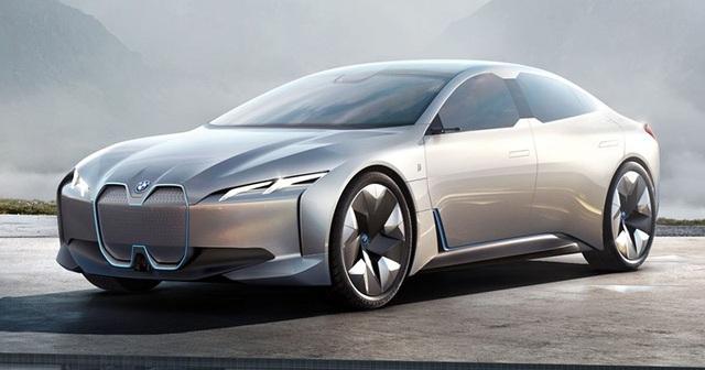 BMW lên kế hoạch ra siêu xe chạy điện thách thức McLaren 570S - 1