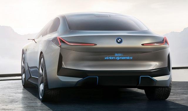 BMW lên kế hoạch ra siêu xe chạy điện thách thức McLaren 570S - 5