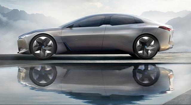 BMW lên kế hoạch ra siêu xe chạy điện thách thức McLaren 570S - 3
