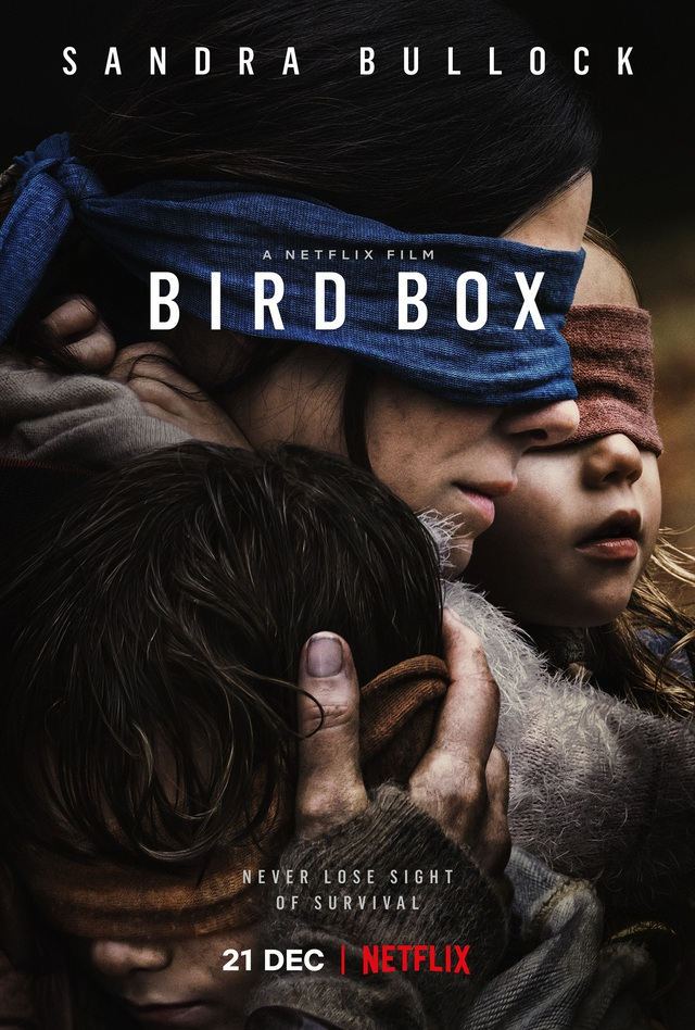 "Poster phim ""Bird Box"""