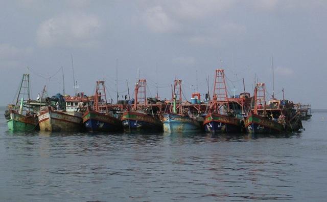 Hiện đã có hơn 3.500 tàu thuyền ở Phú Quốc vào tránh bão an toàn