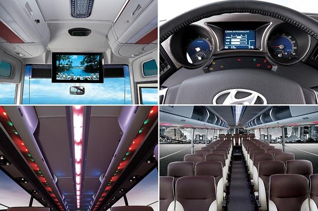 Hyundai đẩy mạnh mảng xe thương mại với Universe 47 chỗ - 2