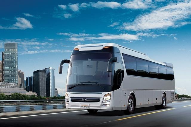 Hyundai đẩy mạnh mảng xe thương mại với Universe 47 chỗ - 5