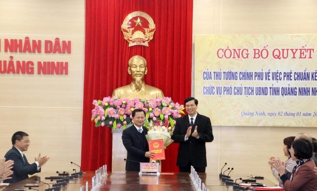 Thủ tướng phê chuẩn kết quả bầu bổ sung Phó chủ tịch UBND tỉnh (ảnh QTV)