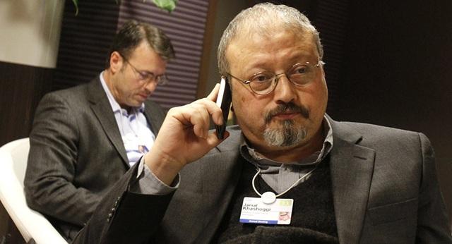 5 nghi phạm vụ sát hại nhà báo Ả rập Xê út đối mặt với án tử hình - Ảnh 2.