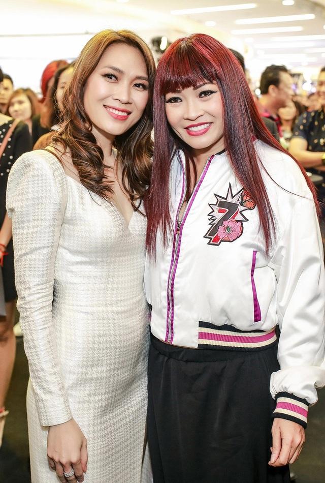 Ca sĩ Phương Thanh cũng xuất hiện trong phim của Mỹ Tâm với vai diễn khách mời