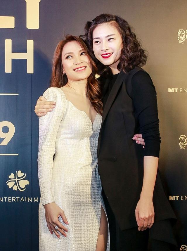Sự xuất hiện của Ngô Thanh Vân khiến nhiều người bất ngờ