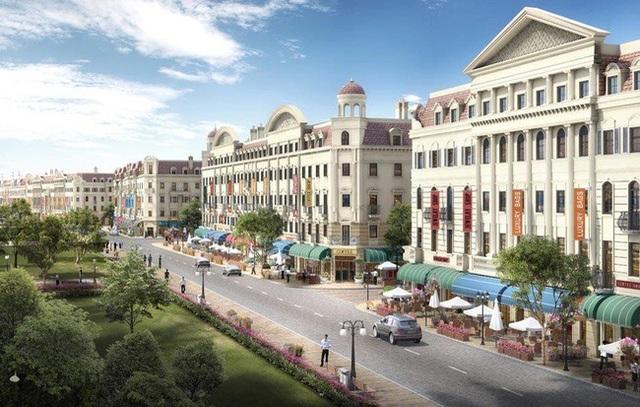 Giải mã những lợi thế chiến lược của Shophouse Europe – Sun Plaza Grand World - Ảnh 1.